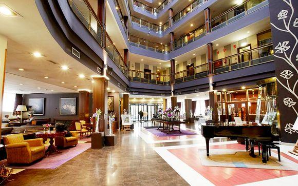 El Hotel Plaza le abre sus puertas