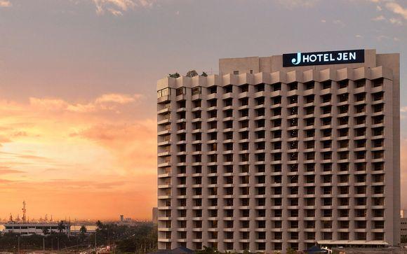 Hotel Jen le abre sus puertas