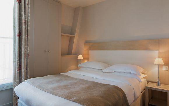 Hotel Le Petit Belloy 4*
