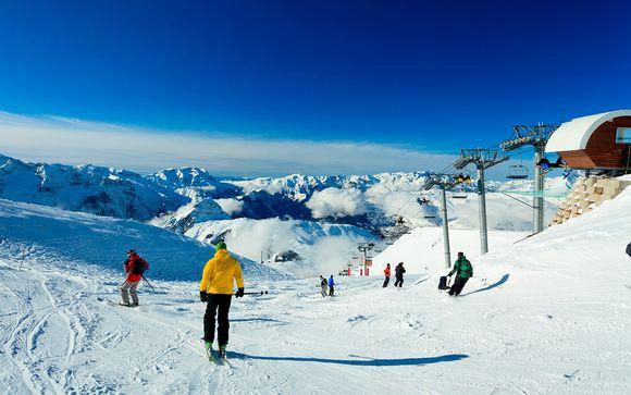 Los Alpes franceses te espera