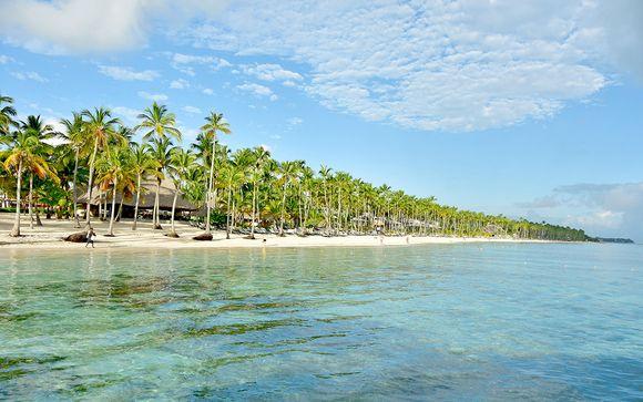 Una de las mejores playas del mundo con todo incluido y vuelos
