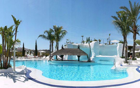Hotel Suites Albayzín Del Mar 4*
