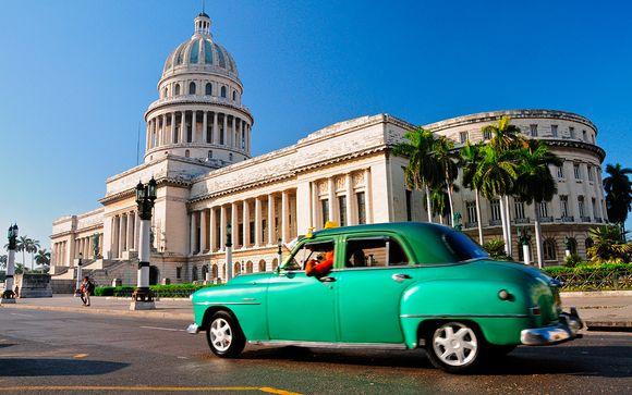 La Habana y Varadero te esperan