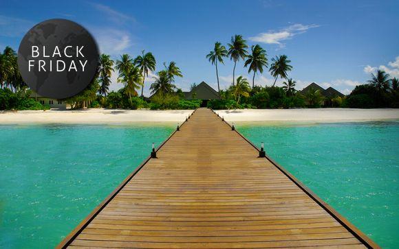 Maldivas Addu – Canareef Resort 4* desde 566,00 ? Addu Maldivas en Voyage Prive por 566.00 EUR€