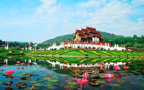 Tailandia Bangkok - Tesoros de Tailandia desde 1.129,00 ? con Voyage Prive en Bangkok Tailandia