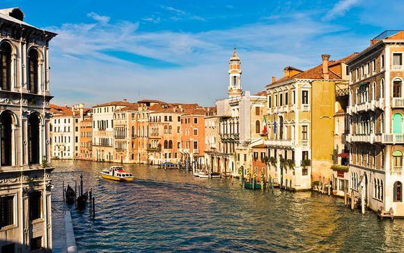 Italia Venecia - Hotel Principe 4* desde 75,00 ? con Voyage Prive en Venecia Italia