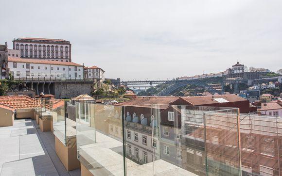 Portugal Oporto - The House Ribeira Porto Hotel 4* desde 85,00 ? con Voyage Prive en Oporto Portugal