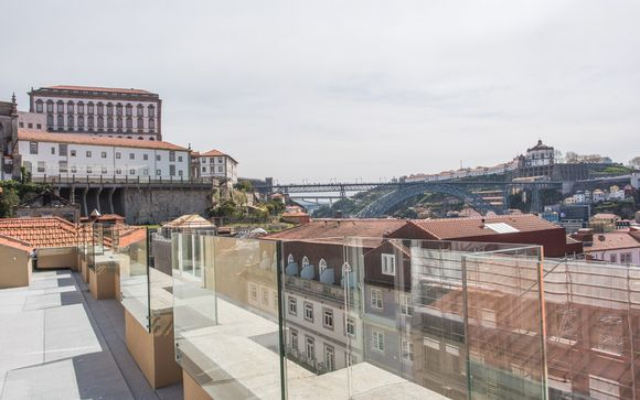 Portugal Oporto – The House Ribeira Porto Hotel 4* desde 85,00 ? Oporto Portugal en Voyage Prive por 85.00 EUR€
