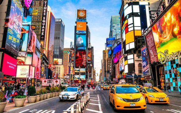 Estados Unidos Nueva York - Cassa Hotel 45th Street 4* desde 669,00 ? con Voyage Prive en Nueva York Estados Unidos