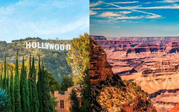 Estados Unidos Los Angeles - California y Las Vegas en Fly & Drive desde 1.436,00 €