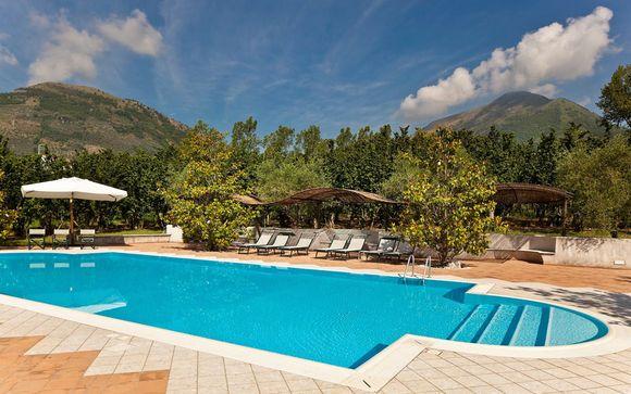 Italia San Cipriano Picentino Villa Rizzo Resort Spa 4* desde 75,00 €