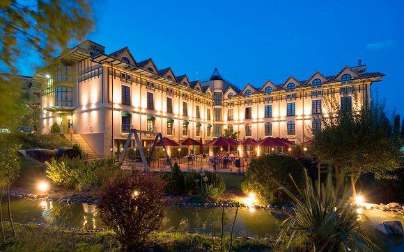 Laguardia Hotel Sercotel Villa de Laguardia 4*