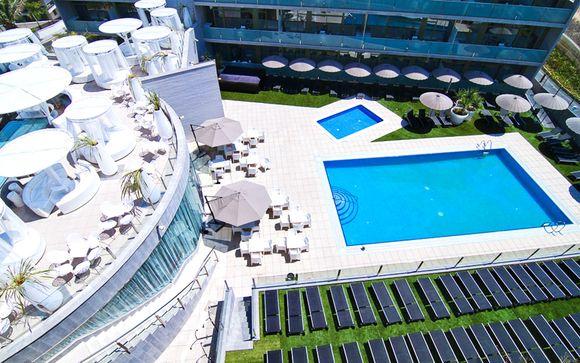 España Salou  Aparthotel Four Elements Suites 4* desde 96,00 €