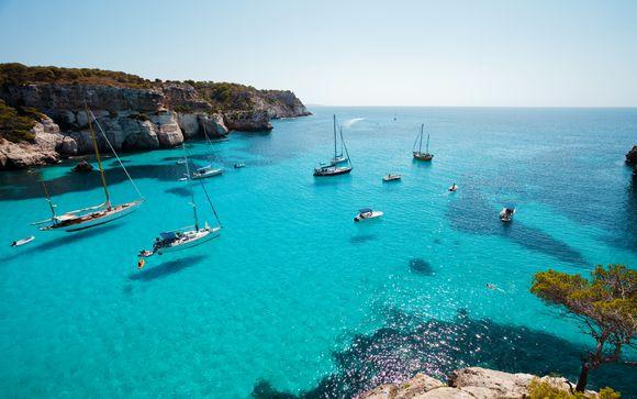 Menorca Cala en Bosch  Aparthotel Paradise Club Spa 4*