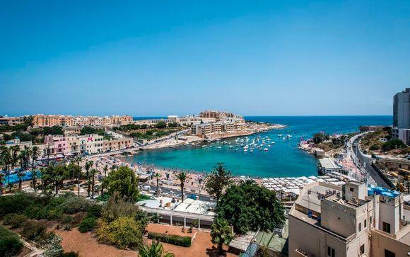 Malta St Julian's  be.HOTEL 4* desde 81,00 €