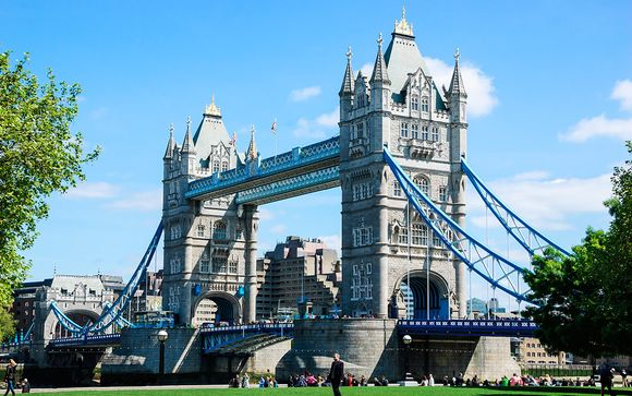 Reino Unido Londres The Tower Hotel 4* desde 124,00 €