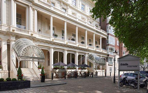 Reino Unido Londres Thistle Hyde Park 4* desde 221,00 €