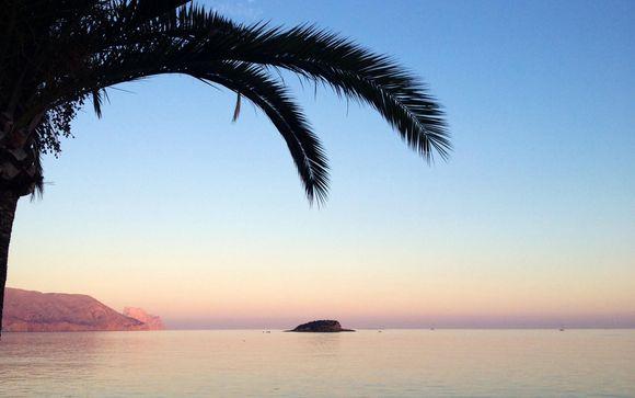 España Altea - Hotel Cap Negret 4* desde 50,00 €