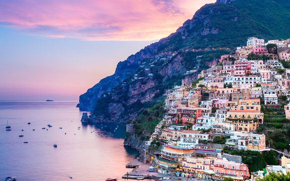 Italia Nápoles - Nápoles y Costa Amalfitana desde 1.028,00 €