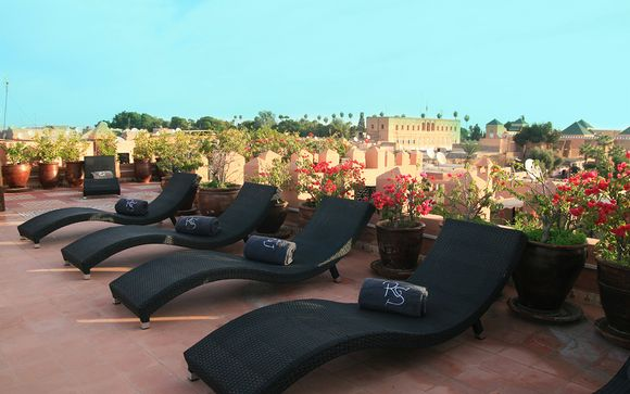 Marruecos Marrakech - Riad Shemsi desde 63,00 €