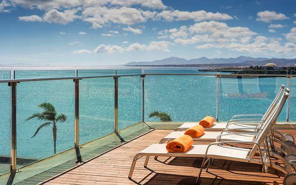 Lanzarote Arrecife Gran Hote Spa 5*