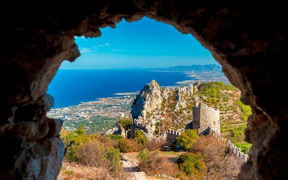 Chipre Nicosia Descubriendo Chipre del Norte y sus playas desde 469,00 €