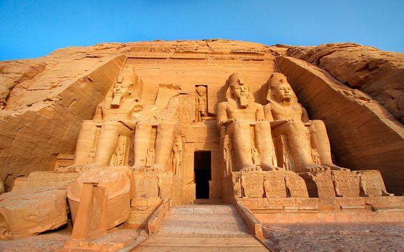 Egipto El Cairo Egipto Espectacular con Abu Simbel con Cairo Marriott 5*  desde 924,00 €