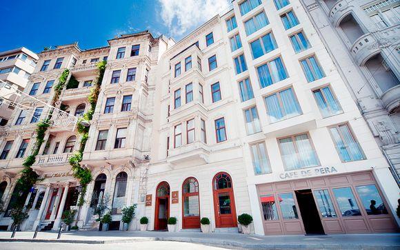 Grand Hotel de Pera 4*