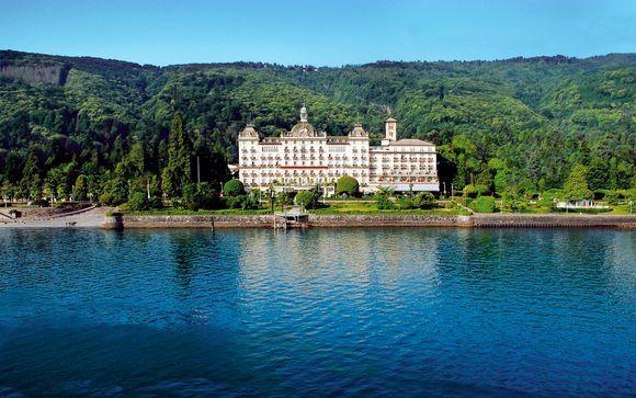 Italia Stresa Grand Hotel des Iles Borromees 5*L desde 223,00 €
