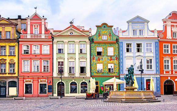 Polonia Cracovia Tesoros de Polonia desde 995,00 €