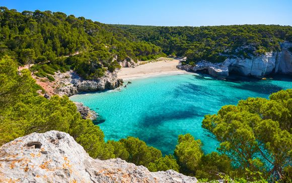 Menorca Cala Blanca  Cala Blanca Sun Hotel 4*