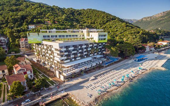 Montenegro Bijela  Hotel Park Bijela 4* desde 282,00 €