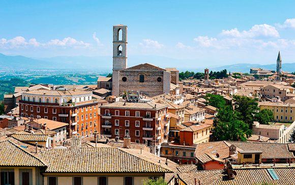 Umbría y Toscana te esperan