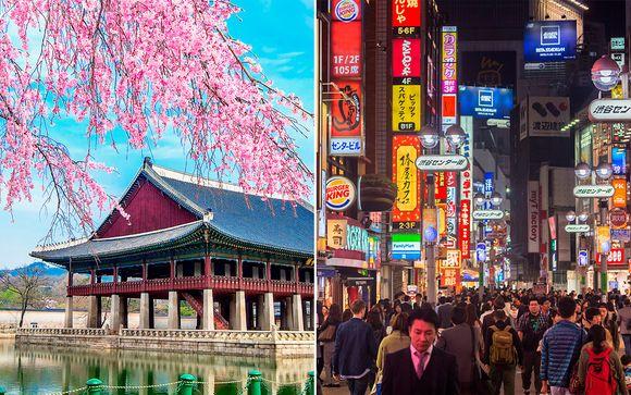 Corea y Japón