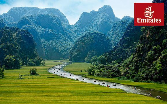 Vietnam Ho Chi Minh - Vietnam, viaje al corazón de Indochina desde 1.833,00 €