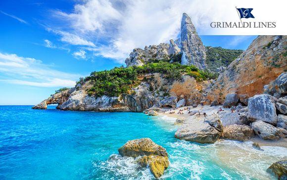 Italia Cala Gonone - Palmasera Village Resort 4* desde 525,00 €