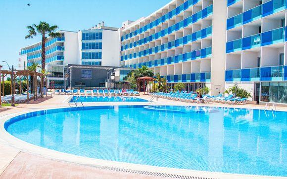 Comarruga - Nuba Hotel Comarruga 4*