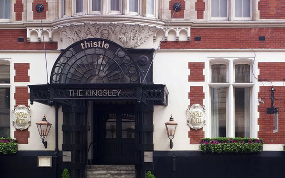 Reino Unido Londres - Thistle Holborn, The Kingsley 4* desde 63,00 €