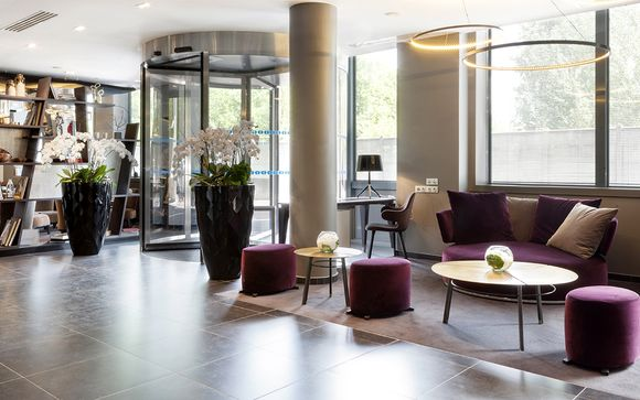 AC Hotel Paris Porte Maillot by Marriot 4*