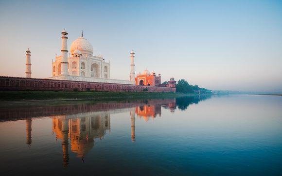 India Delhi - Triángulo Dorado con Mandawa y Varanasi con extension a Punjab desde 1.687,00 €