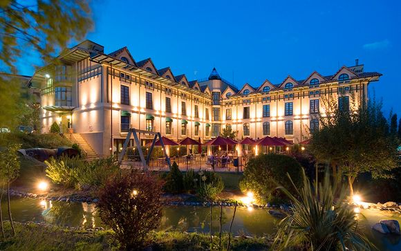 España Laguardia - Hotel Sercotel Villa de Laguardia 4* desde 334,00 €