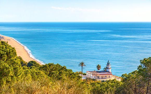 España Santa Susanna - Florida Park 4* desde 400,00 €