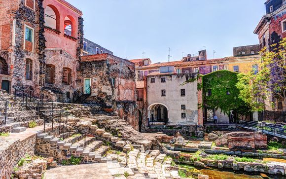 Italia Roma - Sicilia, Nápoles y Roma desde 1.035,00 €
