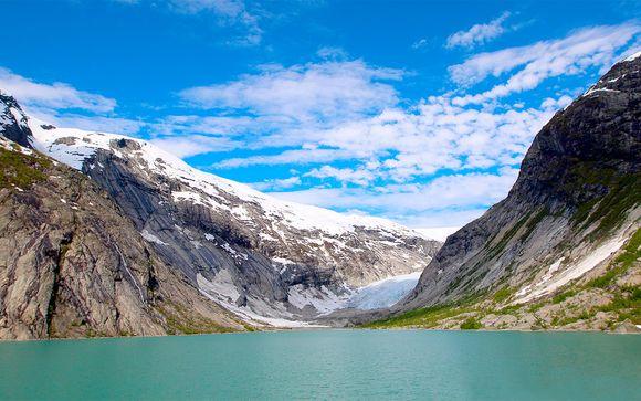 Noruega Stavanger - Fiordos al completo con 2 noches en Estocolmo desde 1.495,00 €