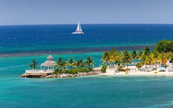 Jamaica Runaway Bay - Jewel Paradise Cove Beach Resort &amp Spa 5* - Solo Adultos desde 1.325,00 €