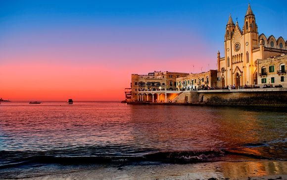 Malta St Julian's - Radisson Blu Resort St. Julian's 5* desde 113,00 ? con Voyage Prive en St Julian's Malta