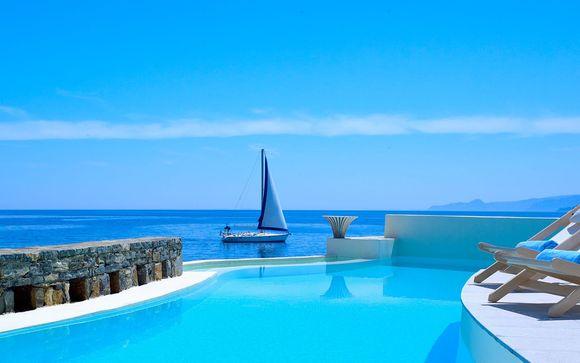 Grecia Agios Nikolaos - St Nicolas Bay Resort Hotel &amp Villas 5* desde 553,00 €