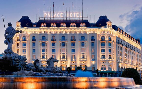 Madrid - The Westin Palace 5*