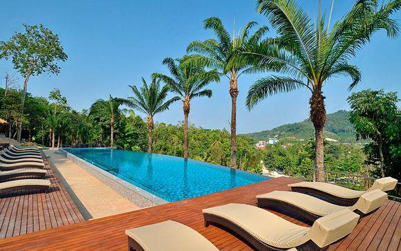 Tailandia Bangkok - Well Hotel Bangkok 5* y Aonang Fiore 4* desde 1.099,00 €