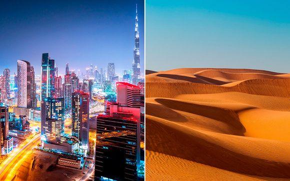 Emiratos Árabes Unidos Dubái - Escapada a Dubái con Suba Hotel 4* y desierto  desde 873,00 €